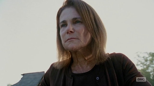 Deanna en el 6x05 de 'The Walking Dead'
