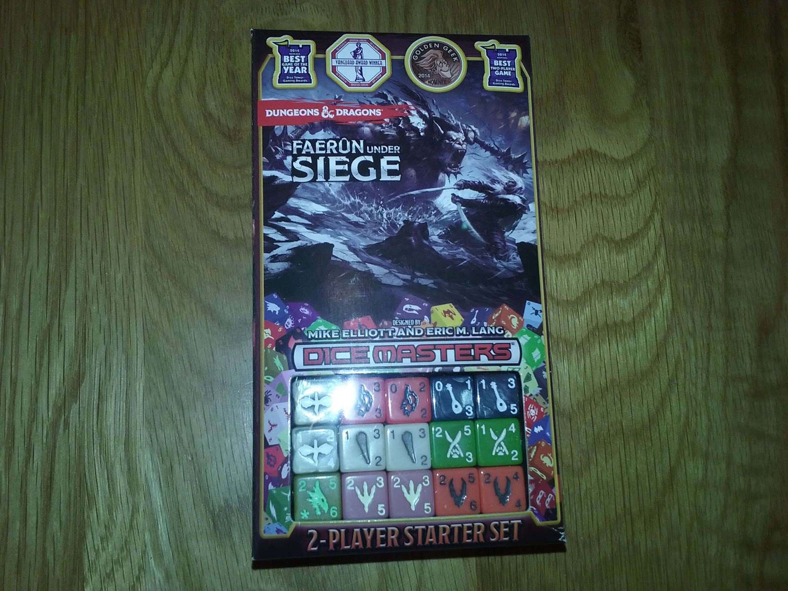 Dice Masters Dungeons & Dragons Faerun Under Siege 2 Player