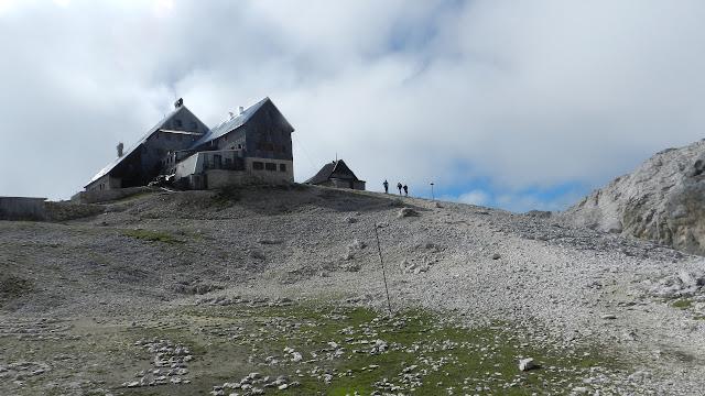 Triglavski dom na Kredarici