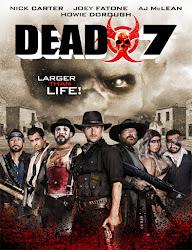 pelicula Dead 7 (2016)