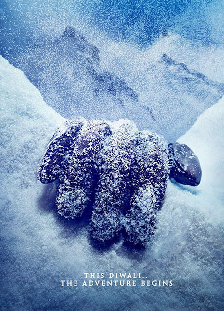 Shivaay - Ajay Devgn Upcoming Movie Poster Released