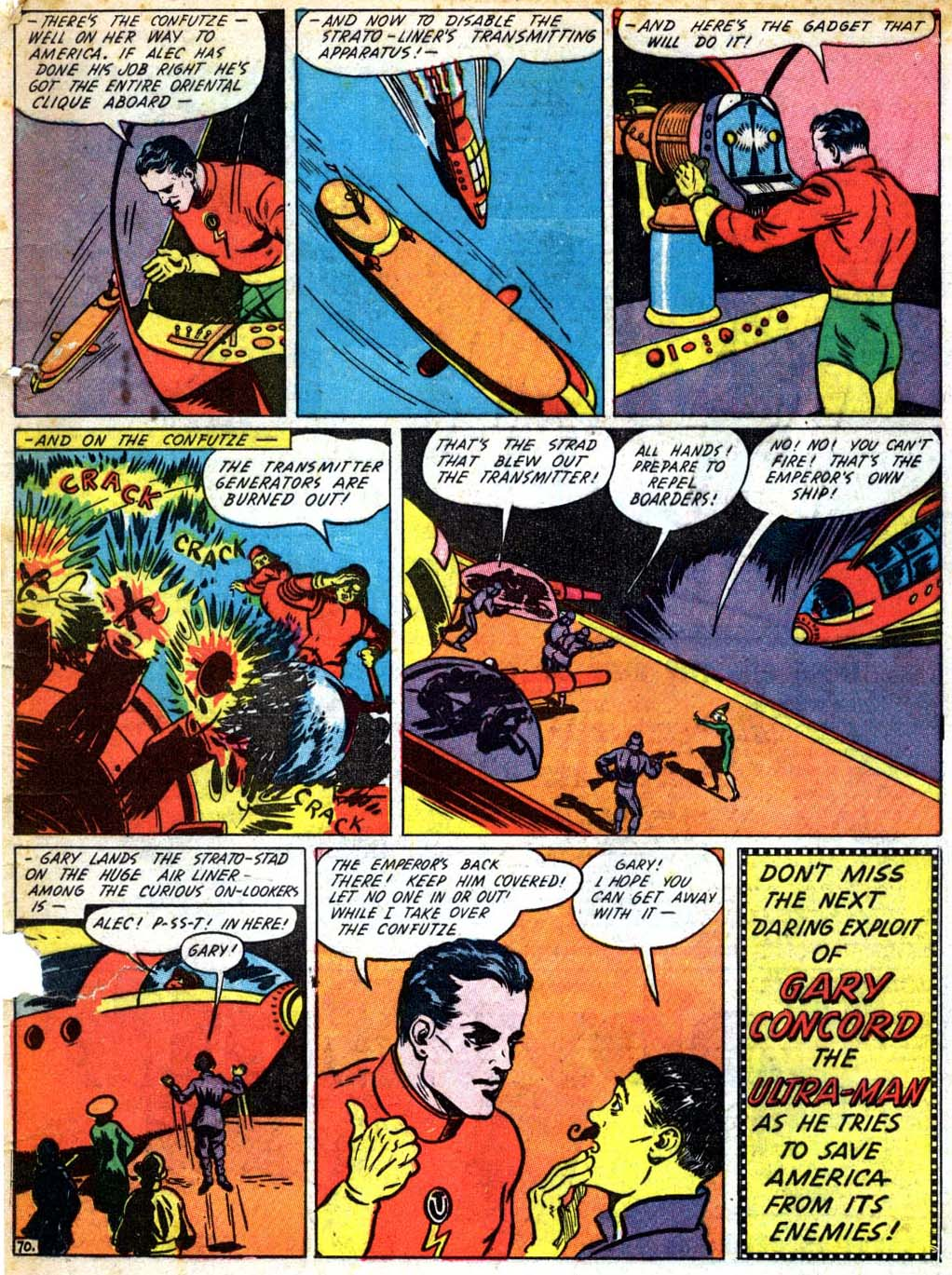 Read online All-American Comics (1939) comic -  Issue #18 - 65