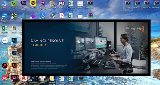 DaVinci Resolve Studio 15.2.0.33 - 2018