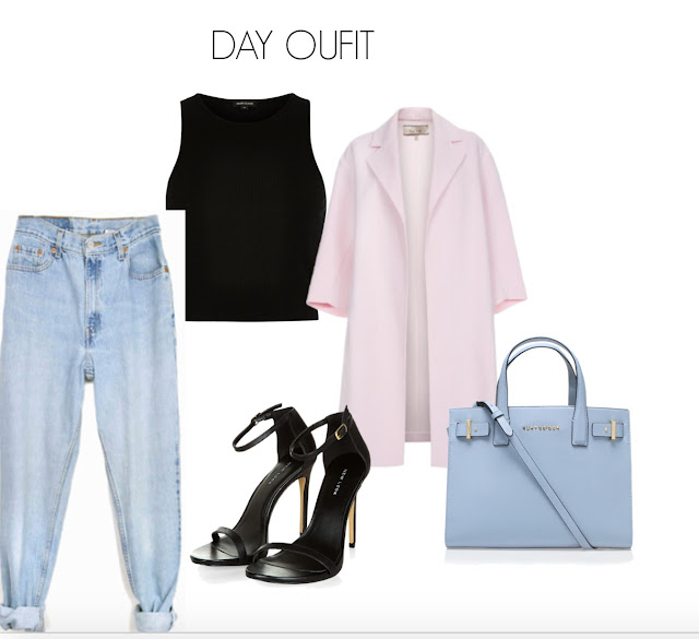 Valentine's day outfit ideas: check out two outfits for either going out on a date or a more casual outfit.