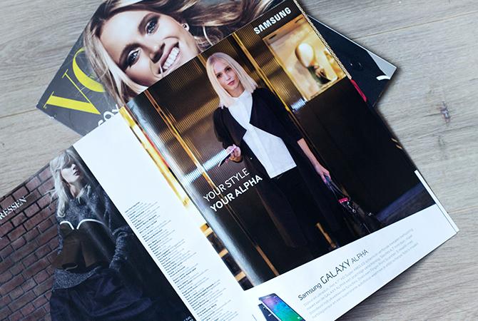 Fashion Attacks Vogue Tulp magazine feature