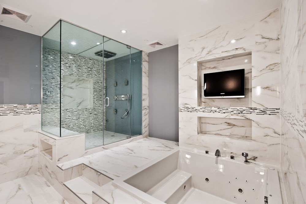 30 Marble Bathroom Design Ideas Styling Up Your Private Daily Rituals