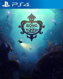 Song of the Deep (2016) Poster