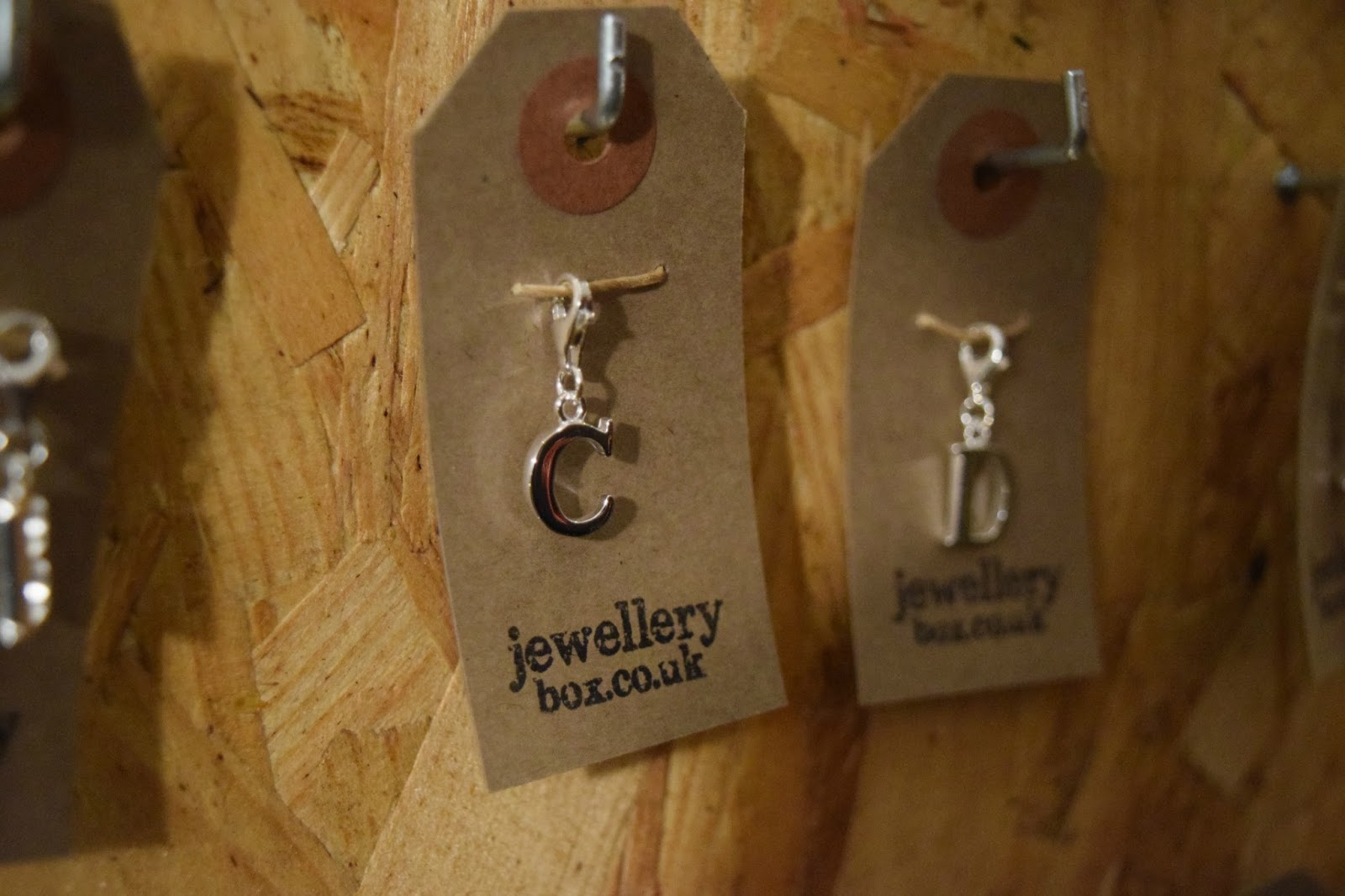 C Charm JewelleryBox