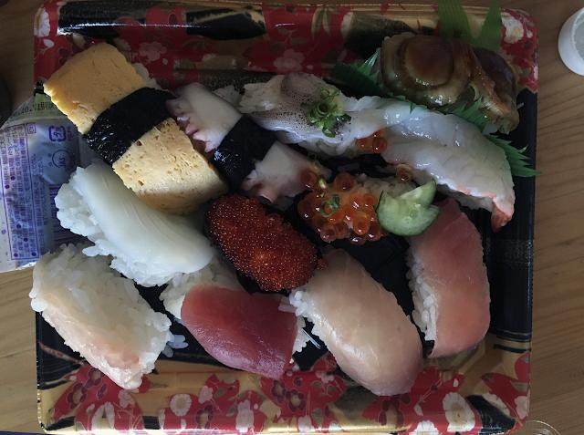 supermercado sushi