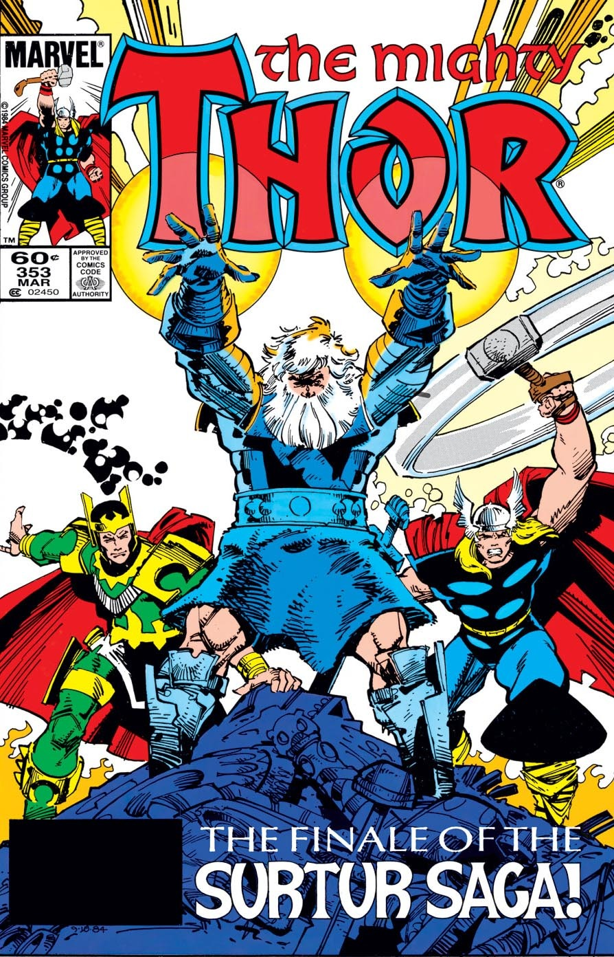 Thor (1966) 353 Page 1