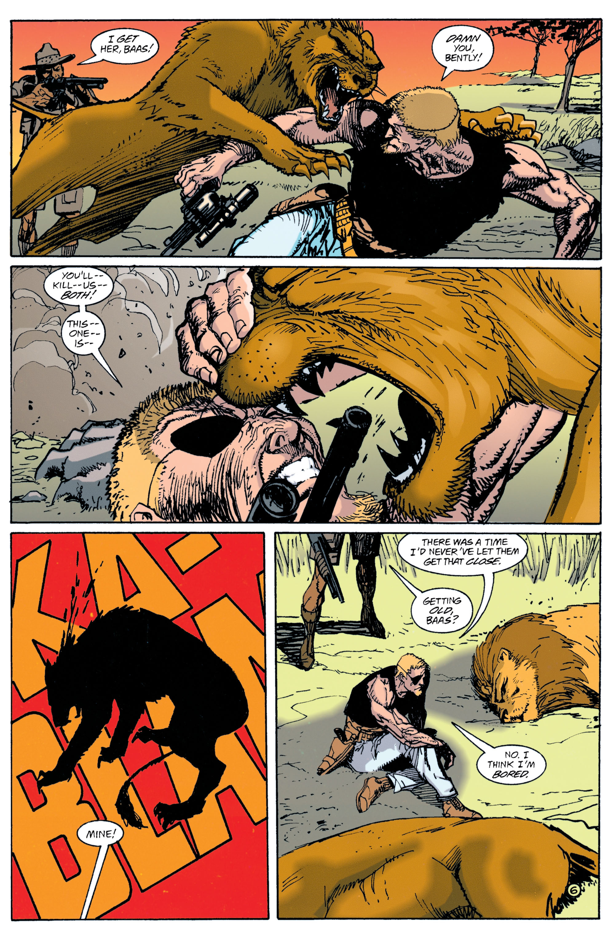 Detective Comics (1937) 708 Page 6