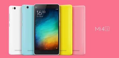 Hape Xiaomi pertama