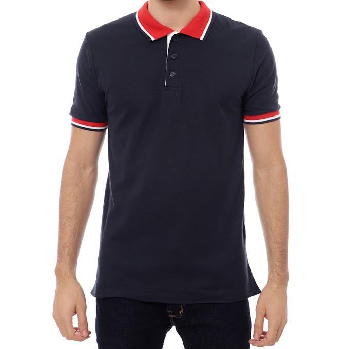 Polo Shirt Premium Force Navy