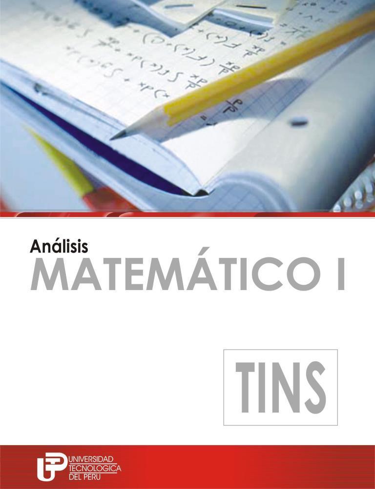 Análisis matemático I – UTP