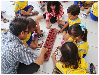 Permainan Congklak sebagai Media Pembelajaran Matematika untuk Anak