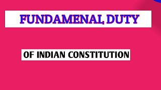 ARTICLE-51 PART-IV OF INDIAN CONSTITUTION FUNDAMENTAL DUTIES