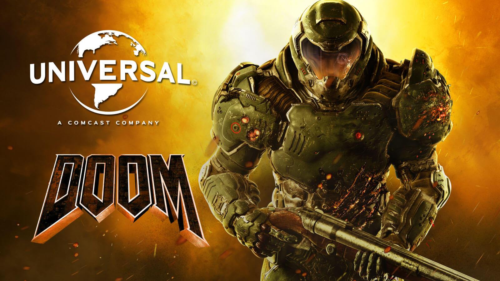 New Doom Movie In Development
