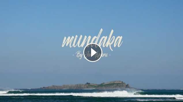 Mundaka 1st of January