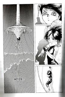 """Reseña de """"GUNNM: Alita Angel de Combate"""" vol.3 de Yukito Kishiro - Ivréa"""