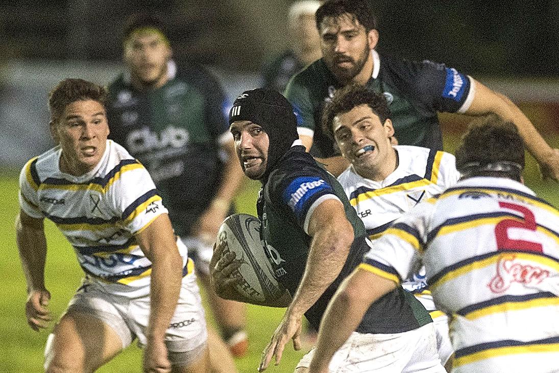 Tucumán Rugby sigue a paso arrollador en el Regional del NOA