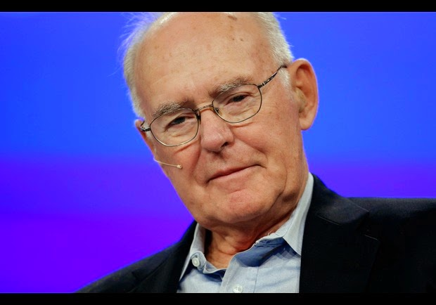 Gordon Moore giving away money
