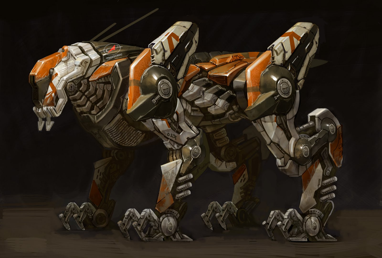 Deviantart Robot Animals: Daily Art Snacks: Clover Twilight : Robots (Styx