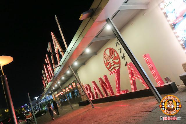 Banzai SM MOA