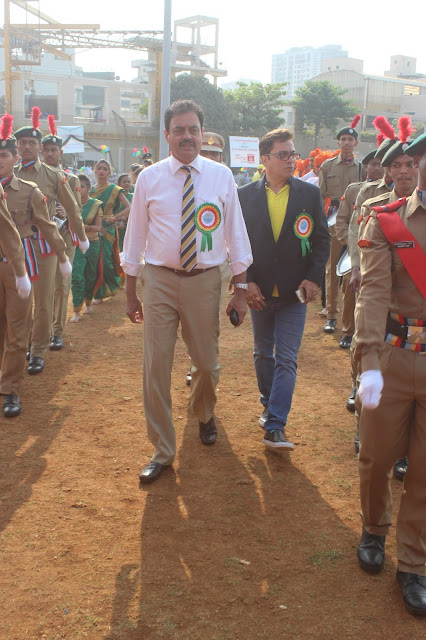 Shri Dilip Vengsarkar, Former Cricket Player