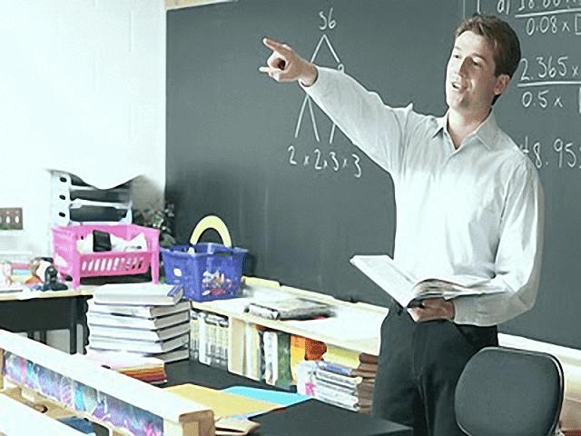 soñar con un profesor