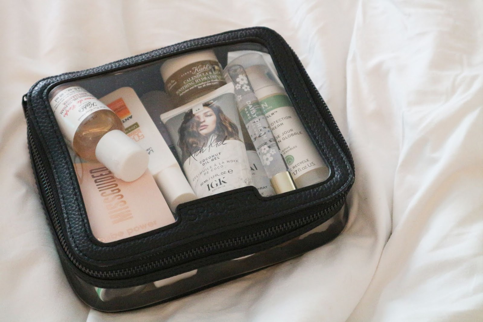 Space NK Travel Bag