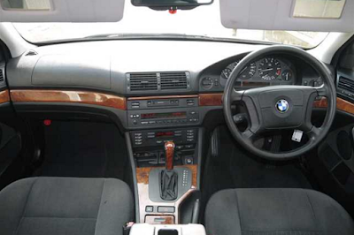 Interior BMW E39 Prefacelift