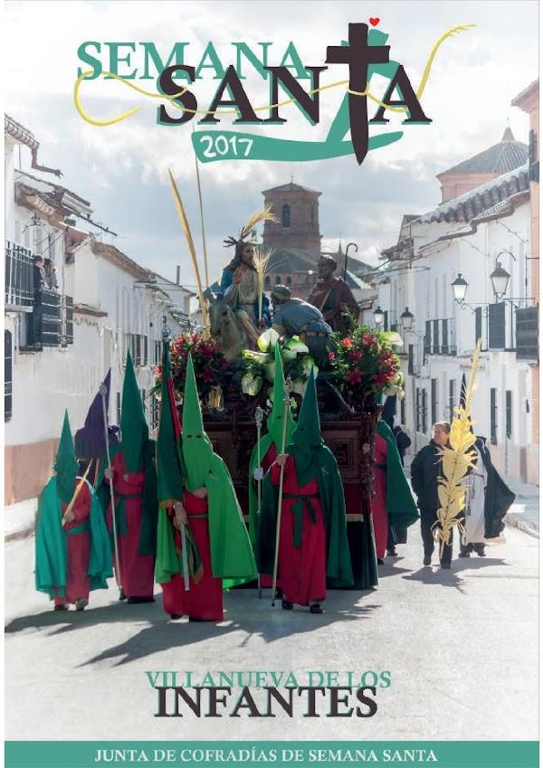 Programa, Horario e Itinerario Semana Santa Villanueva de los Infantes (Ciudad Real) 2017