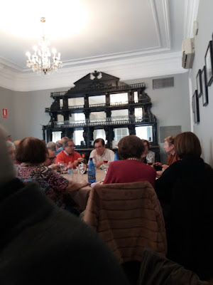 Fotografía Comida de UDP Madrid
