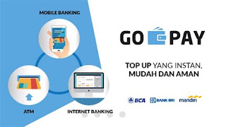 TOP UP GOJEK