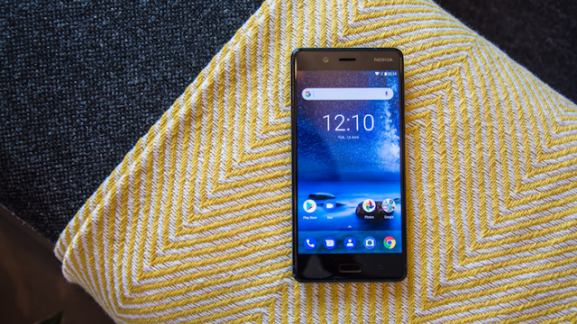 Harga Resmi Nokia 8 di Indonesia