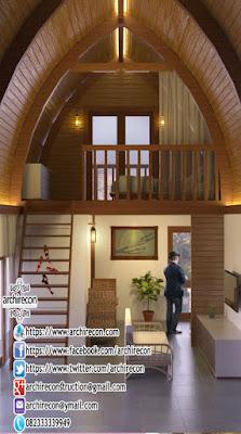 Homestay - Tampak Ruangan