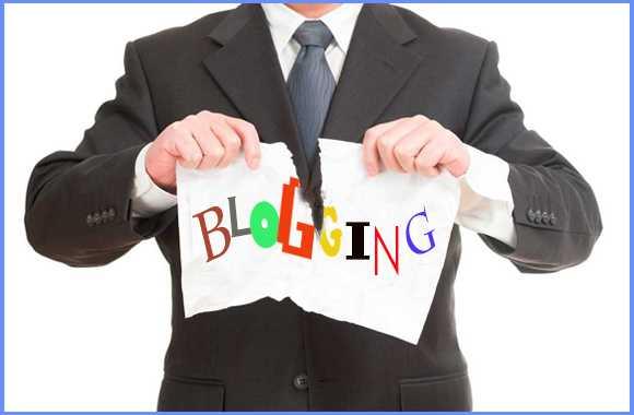 Kesalahan Blogging Penyebab Blogger Gagal