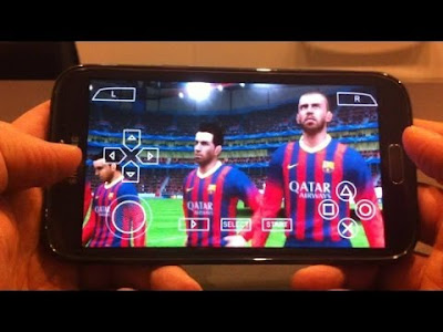 PES 2015 Smartphone