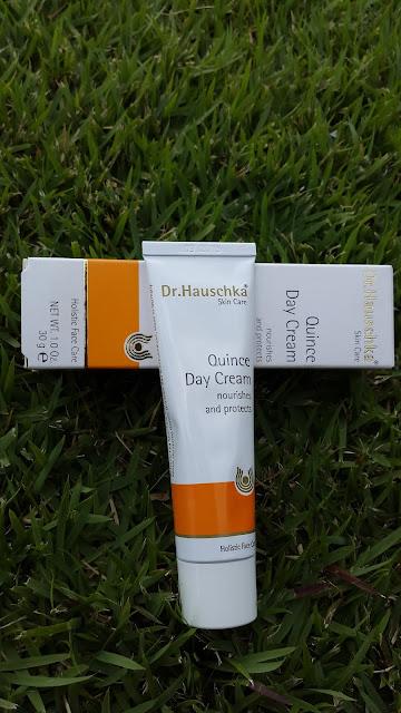 Dr. Hauschka Quince Day Cream www.modenmakeup.com
