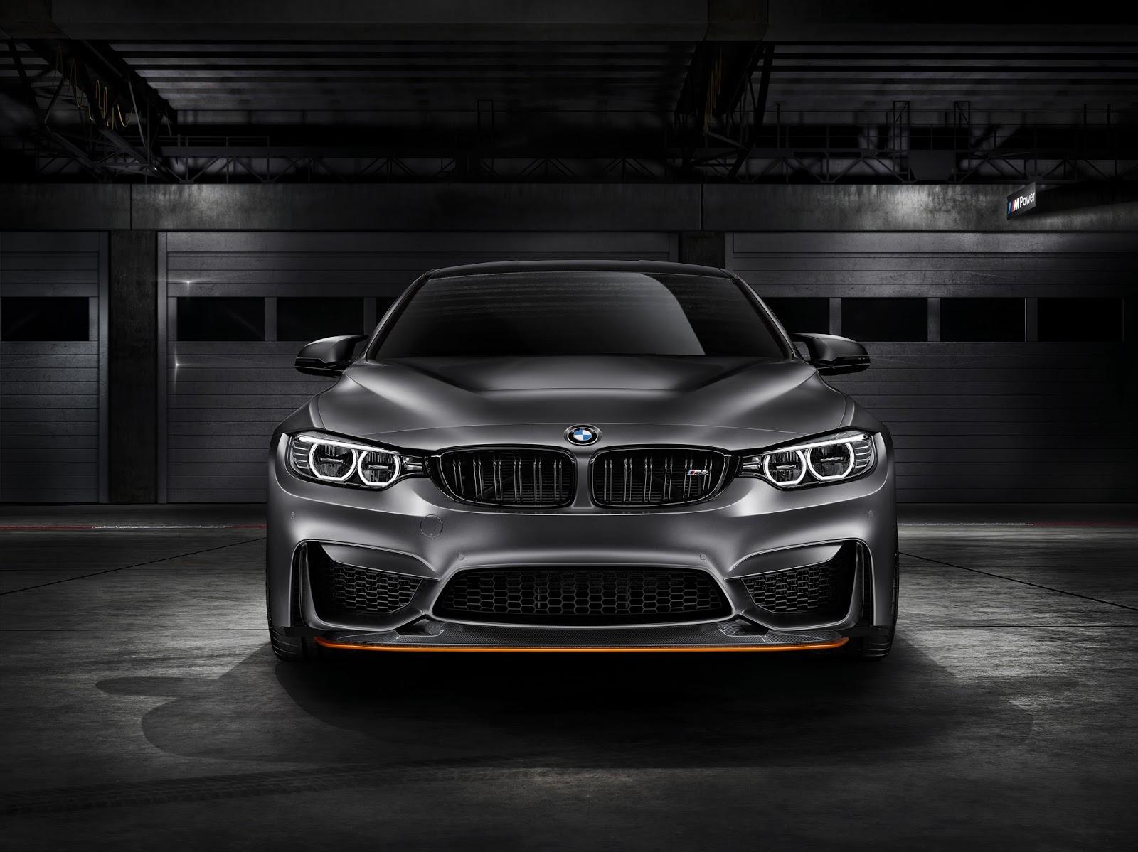 m42 Με τη Μ4 GTS, η BMW πέταξε το γάντι στη Giulia