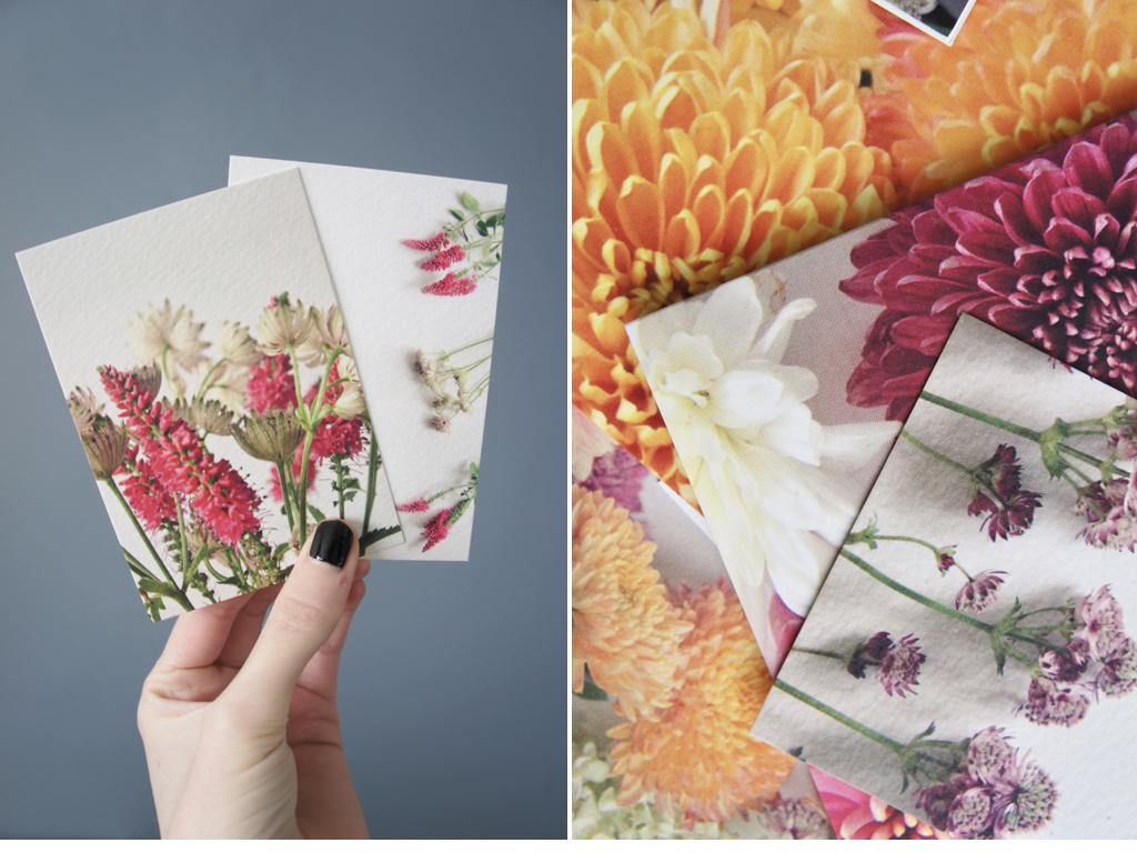 Flower Power - #paperhaul November