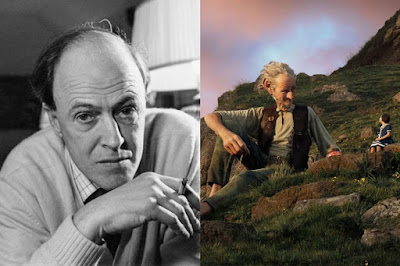 Happy Birthday To Roald Dahl  Whose On Screen Magical Writing Are Extra Ordinarily Brilliant