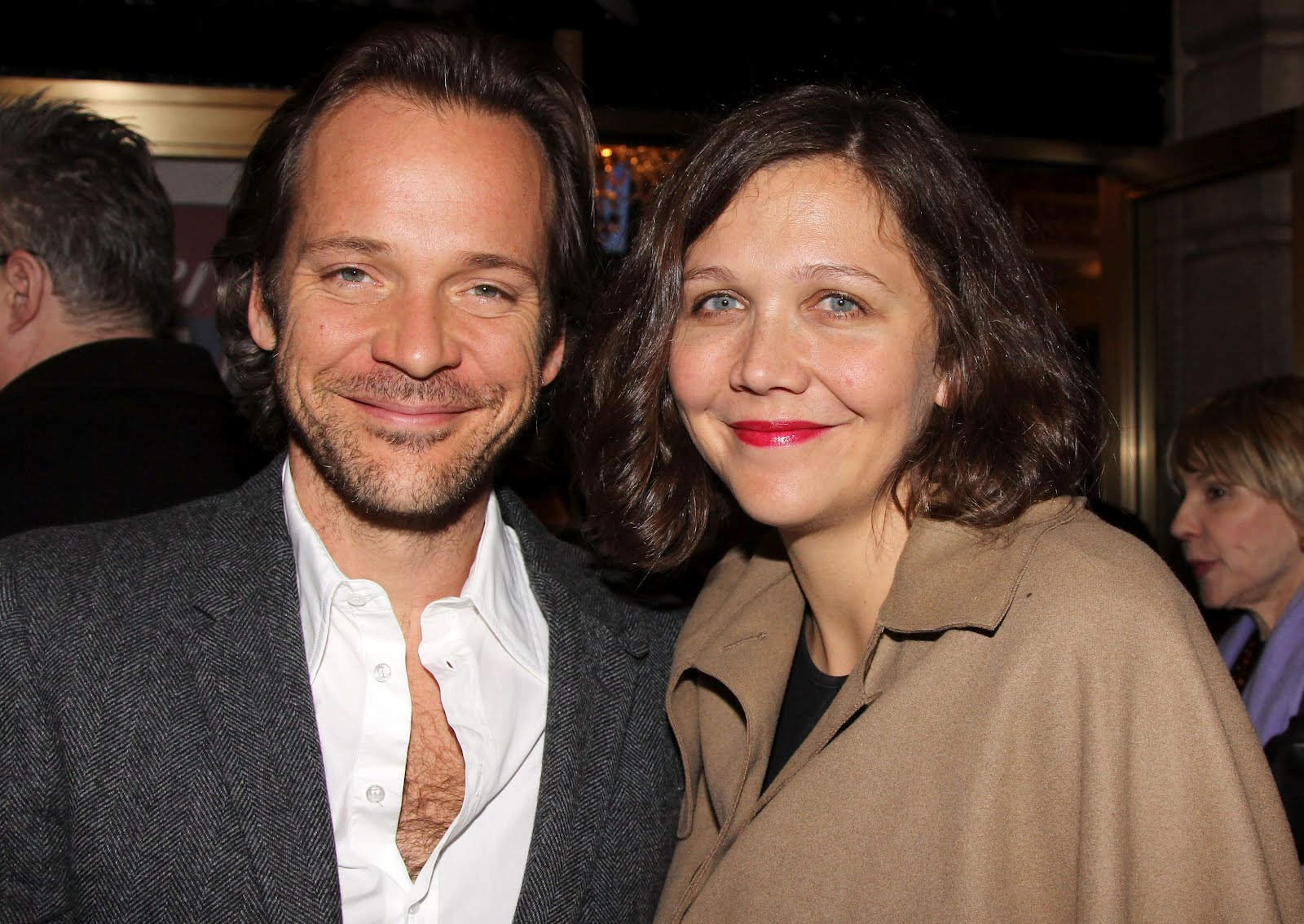 weirdland maggie gyllenhaal and peter sarsgaard welcome daughter gloria ray. Black Bedroom Furniture Sets. Home Design Ideas