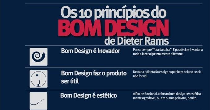 10 princípios do bom designer