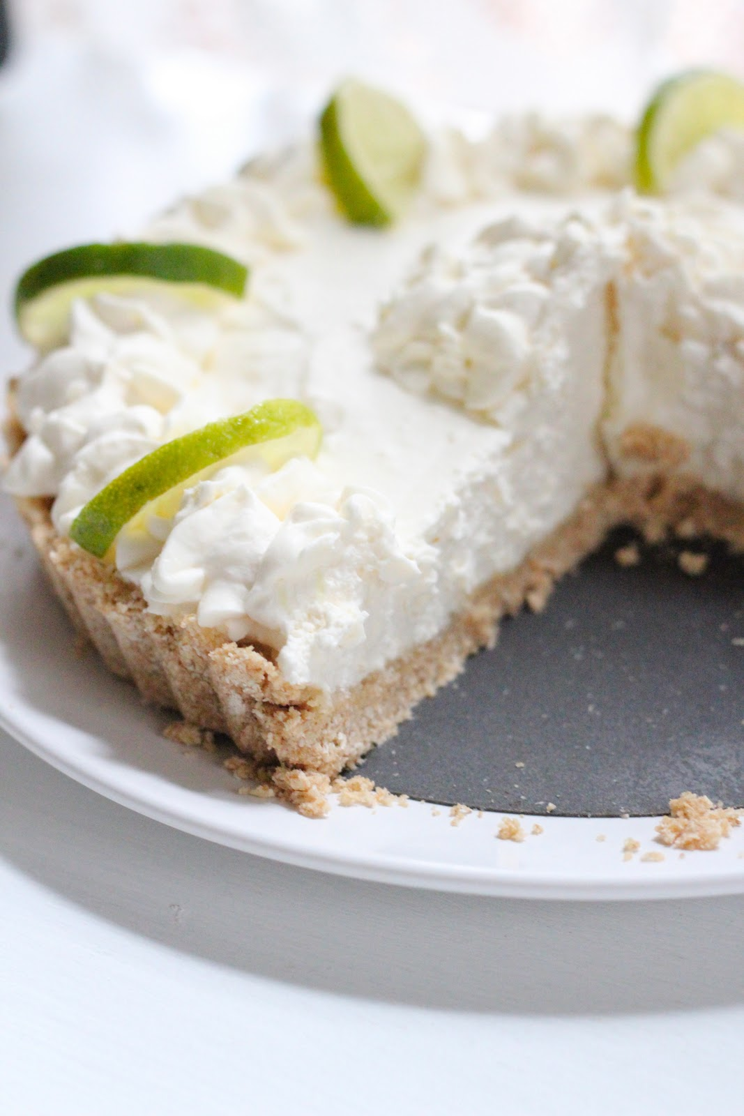No Bake Key Lime Pie Eat Good 4 Life