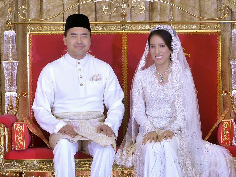 Gambar Seri Anak Gambar Mewarnai Untuk Anak Oleh Najib Razak Menerusi Laman Sosial Twitter Sempena Penikahan Anak