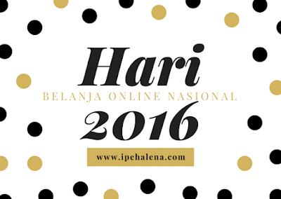 Hari Belanja Online Nasional - Harbolnas 2016