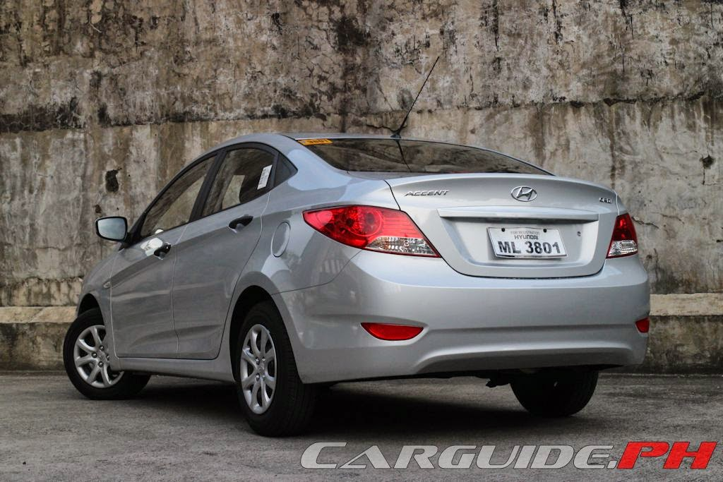 Review 2014 Hyundai Accent Crdi Sedan Philippine Car