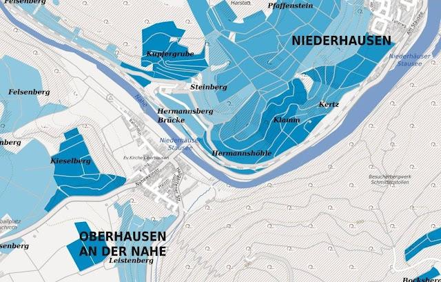 Langenkarte Hermannshöhle
