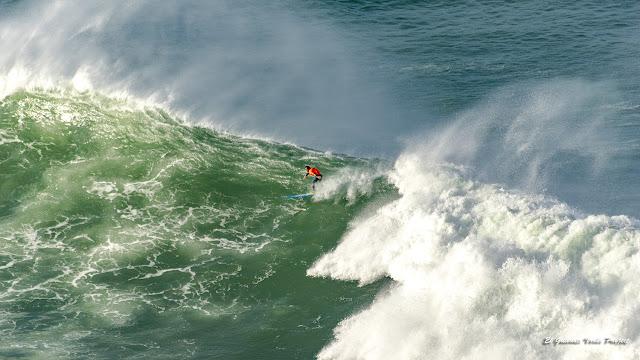 Punta Galea Challenge, la gran ola de Getxo por El Guisante Verde Project